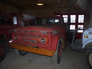 1963 GMC Tanker