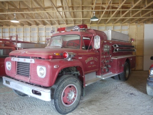 1969 Ford Pumper