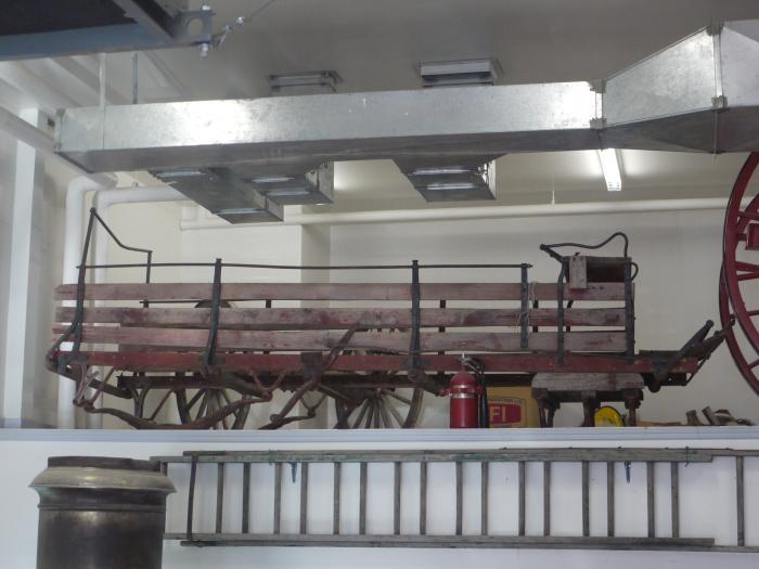 1900 Hose Wagon
