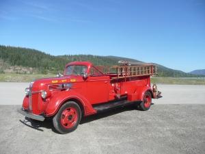 1940 2.5 Ton Pumper