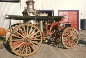 1897 Clapp and Jones Steamer